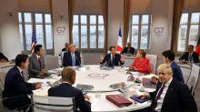 El G-7 acordó movilizarse para ayudar a los países afectados de la Amazonia