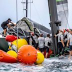 Change to Prada Cup race schedule in wake of American Magic absence due to capsize damage