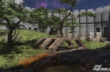 It's lonely, it's secluded, it's Halo 3's Isolation