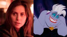 Rumor: ¿Lady Gaga como Úrsula en el remake de 'La Sirenita'? ¡Nos encanta!