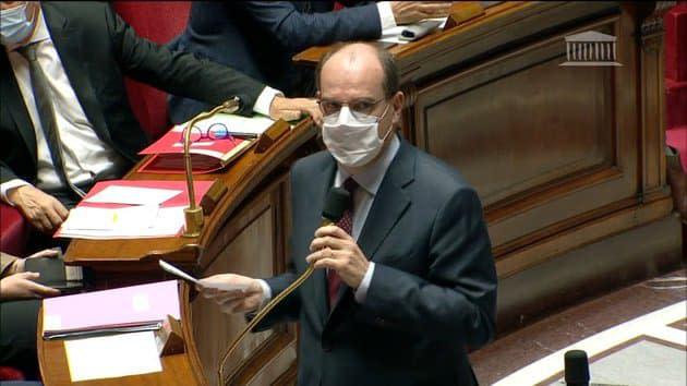 """Loi """"sécurité globale"""" : Jean Castex saisira lui-même le Conseil constitutionnel sur l'article 24"""