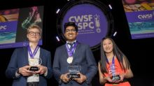Science fair phenom takes 1st place at national competition