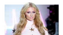 Paris Hilton Wore 2 Very Different Outfits on the Runway