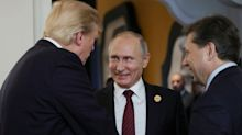 Trump Congratulates Putin On Totally Expected Victory In Russian Election