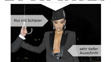 Look des Tages: Rita Ora im Smoking