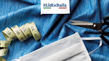 Da Lidl le mascherine Made in Italy