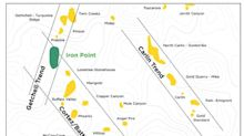 Ethos Commences Drilling of Carlin-type Gold Target at Iron Point, Nevada, and Adds a Fourth Hole to Test Southern Extension of Target
