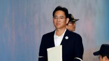 Behind bars, Samsung scion Lee sees his wealth top $2 billion
