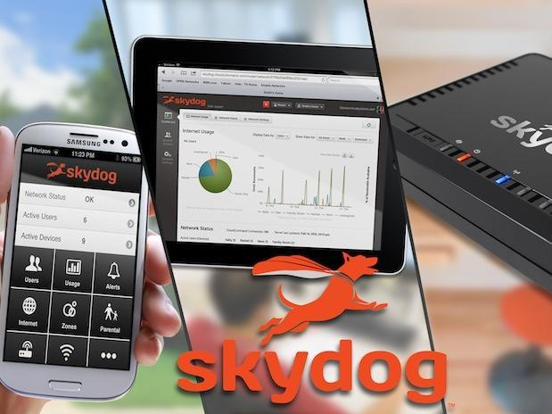 Insert Coin: Skydog brings cloud-based networking to the home