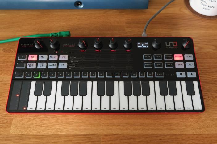 Uno Synth Pro review: IK Multimedia shows it's serious about hardware