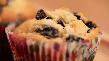 Healthy Prune Muffins