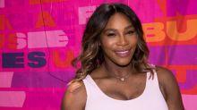 Serena Williams describes 'incredible experience' of motherhood in interview