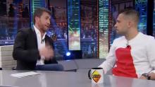 Pablo Motos plantea a Jordi Alba en 'El Hormiguero' la pregunta más incómoda sobre Iniesta
