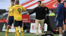 Foot - ANG - Arsenal - Mikel Arteta (Arsenal): «Nous sommes encore très loin du niveau qu'on veut atteindre»