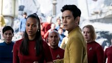 John Cho Says Sulu's Gay Kiss Edited Out of 'Star Trek Beyond'