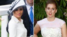 Meghan branded a 'wedding list dilemma' for bride Beatrice