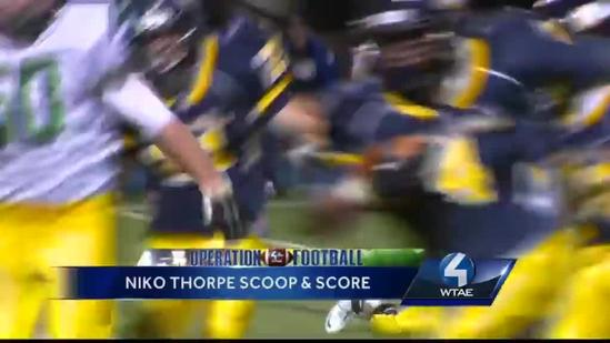 Operation Football 'Play of the Week' nominees for Round 3 of playoffs