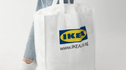 Alamak! Ikea Singapore sells misprint reusable bags for cheap
