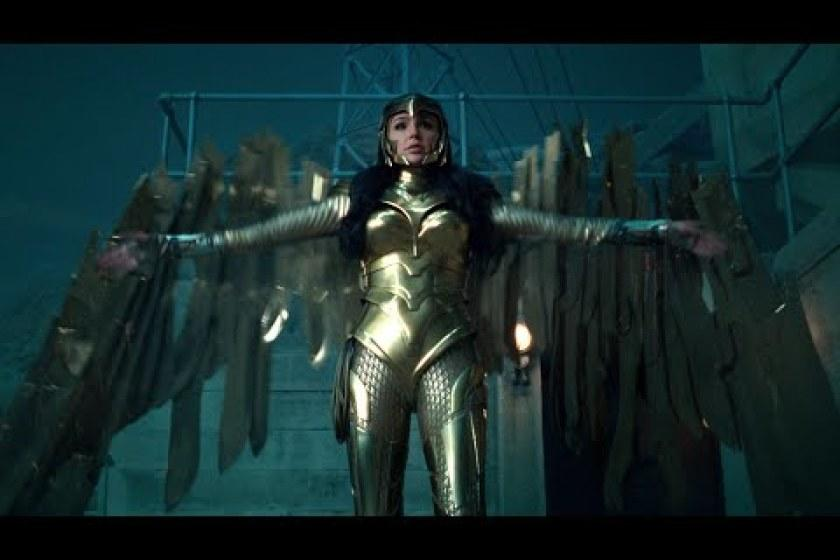 New 'Wonder Woman 1984' trailer offers first look at Cheetah