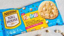 Nestlé Toll House Just Released Funfetti Morsels That Taste Like Vanilla Cake