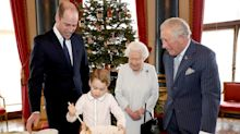 Queen Elizabeth and Her Three Heirs Came Together to Prepare Christmas Pudding: Watch Them Stir!