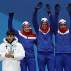 Dominant Norway proud but humble amid gold rush