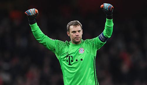 Bundesliga: Neuer wieder im Bayern-Training
