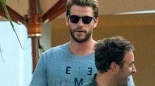 Liam Hemsworth Hits Up a Bar in Australia as Miley Cyrus Continues L.A. Outings with Kaitlynn Carter