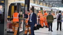 King's Cross station incident: Two injured after train hits buffers at platform
