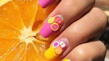 Uñas frutales, la nueva tendencia en nail art que arrasa en las redes