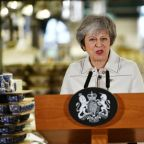 UK PM May to force second vote on Brexit deal: The Sun