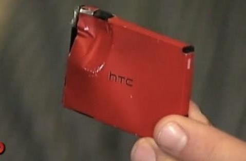 HTC Evo's battery deflects a bullet, earns 'Life Saver' badge (video)