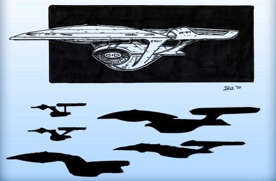 Winners announced for Star Trek Online's Enterprise design contest