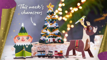 Woolworths release Christmas mini collection to rival Coles