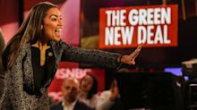 Ocasio-Cortez Defiantly Promises A Green New Deal Congress Can't Refuse