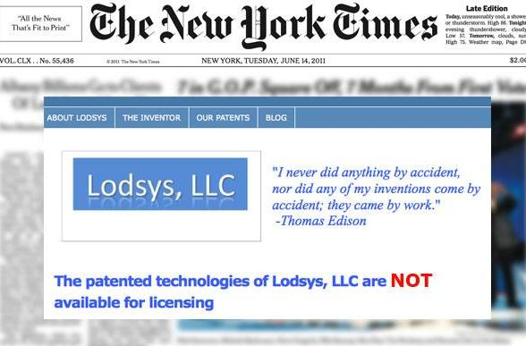 New York Times, OpinionLab sue Lodsys seeking declaratory judgement