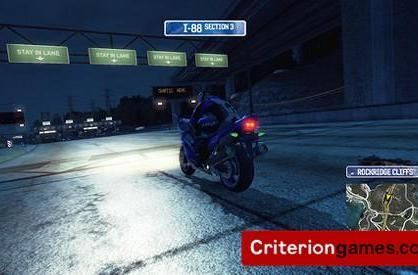 Burnout Paradise getting motorcycles, night driving this August