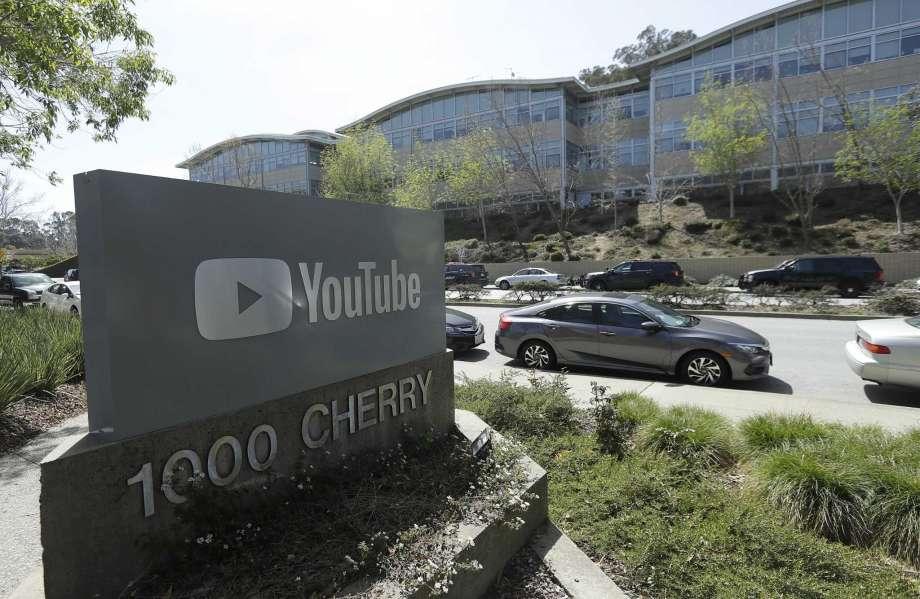 YouTube總部槍擊案