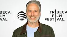 Jon Stewart returns! Former Daily Show host sets new current affairs show at Apple