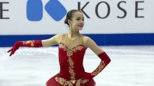 俄羅斯美少女冬奧奪金 頒獎禮無國旗國歌?