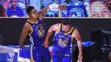 Warriors report cards: Kent Bazemore, a great teammate who may not be a long-term fit