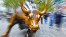 Dow Jones Today, Stocks Gain: Techs Lead; Qualcomm, Comcast, American Express In Buy Ranges
