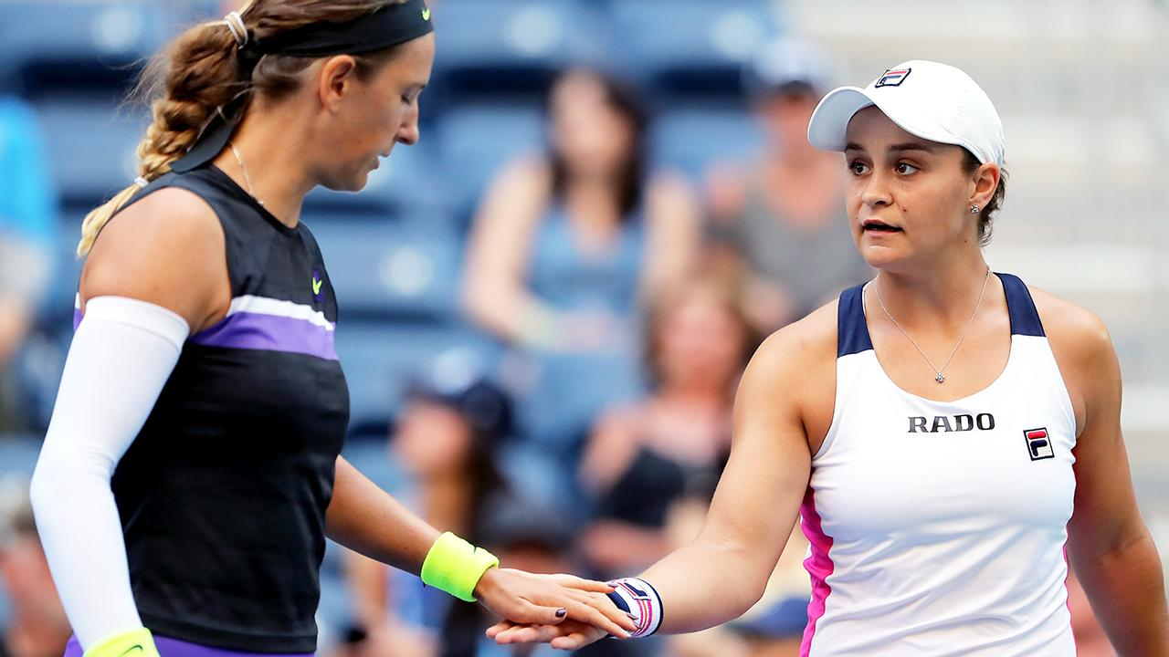 'It's my career': Ash Barty's brutal response to tennis trolls