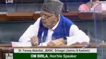 Article 370 should be restored for peace in J-K: Farooq Abdullah