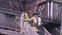 Fire damages Dartmouth home, no injuries