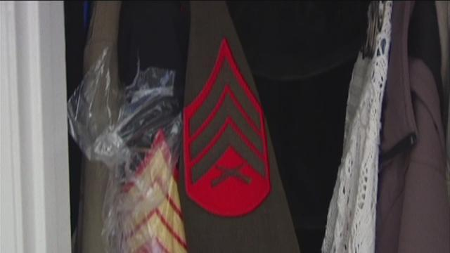 Marine Forced To Find New Home After Burglary