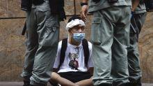 USA wollen Hongkong Sonderstatus aberkennen