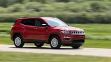 2018 Jeep Compass 4x4 Automatic