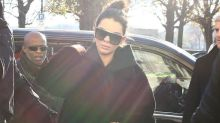 Kendall Jenner Struts Her Stuff in Thigh-High Boots and Daisy Dukes One Day Before Victoria's Secret Fashion Show