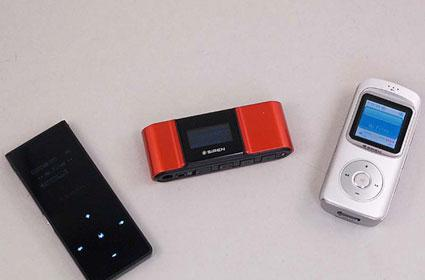 Siren drops three new digital audio players